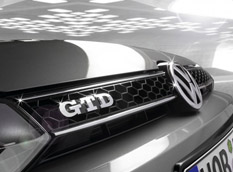Volkswagen готовит Golf GTD MkVII