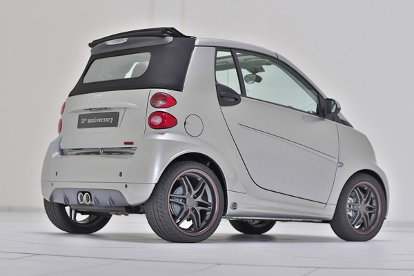 Smart Brabus ForTwo 10th Anniversary Edition