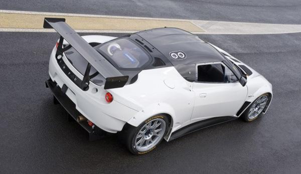 Lotus представил новый спорт-кар Evora GX