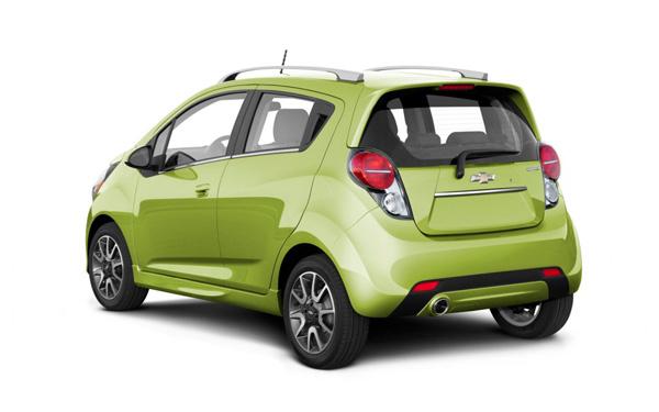 Новые данные о Chevrolet Spark 2013