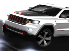 Первое фото Jeep Grand Cherokee Trailhawk Edition