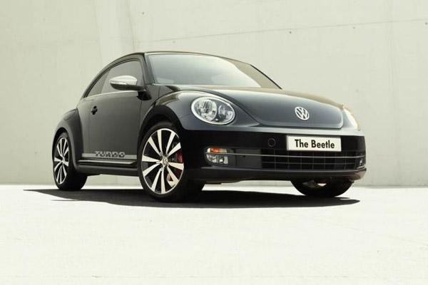 Volkswagen обновил двигатели для Beetle 2013