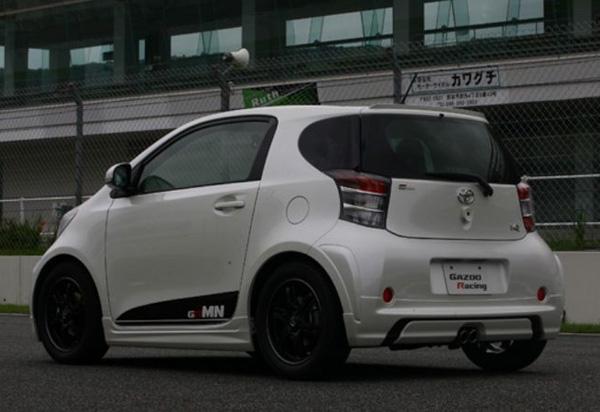 Toyota iQ GRMN Supercharger будет стоить 45 370 $