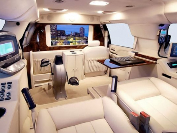 Cadillac Escalade ESV от Becker Automotive Design