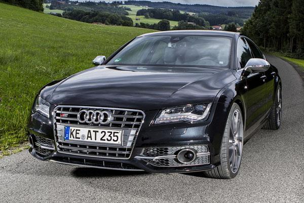 ABT поднял отдачу Audi S7 Sportback до 520 лошадей