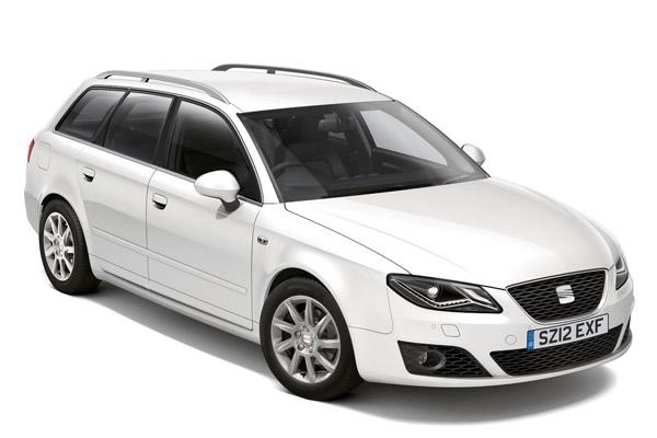 Seat Exeo Ecomotive поступил в продажу