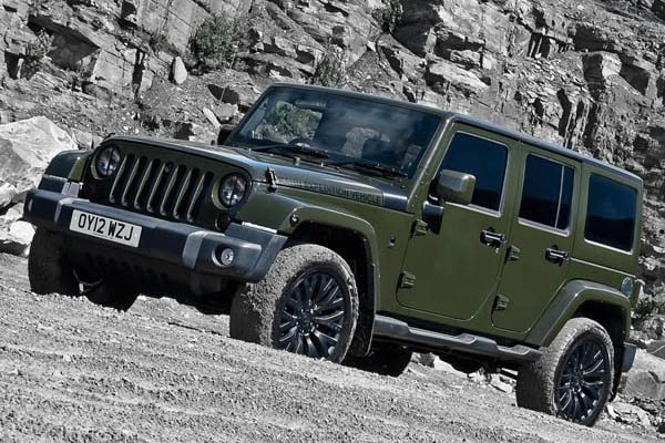 Jeep Wrangler Expedition Vehicle от A. Kahn Design