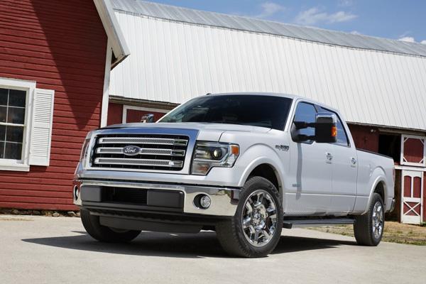 Следующий Ford F-150 будет алюминиевый