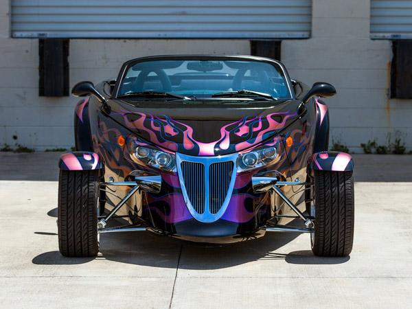 Plymouth Prowler в тюнинге Titan Motorsports
