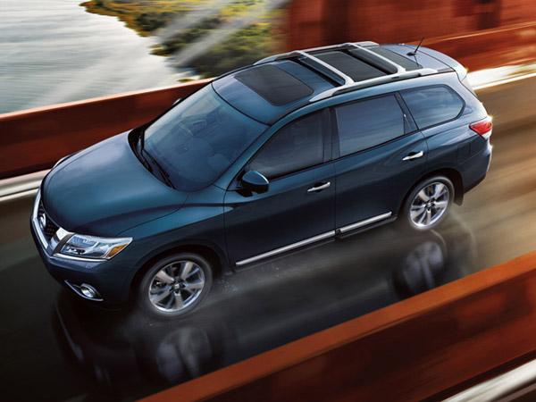 Официально представлен Nissan Pathfinder 2013