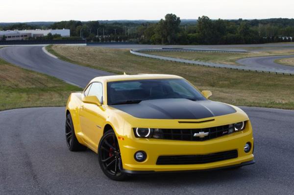 Названа цена на Chevrolet Camaro 1LE 2013