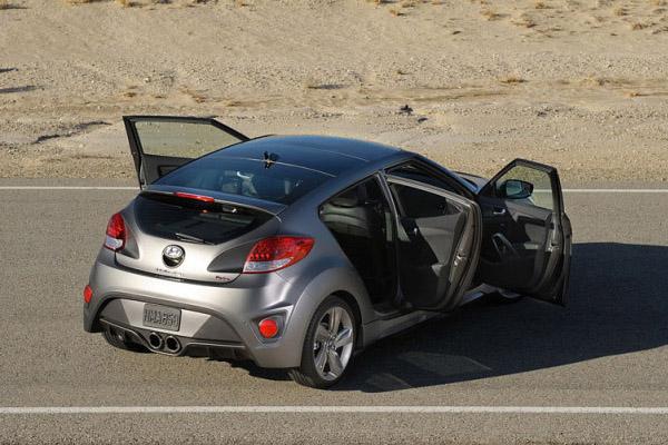 Hyundai Veloster Turbo получит версию R-Spec
