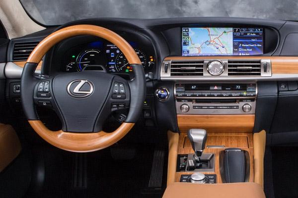 Официально представлен Lexus LS 2013