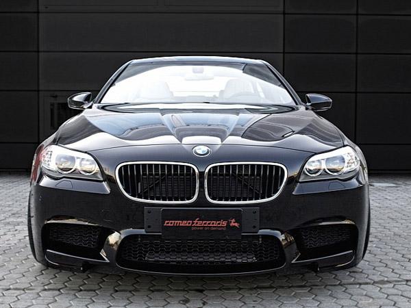Romeo Ferraris сделал BMW M5 еще мощнее