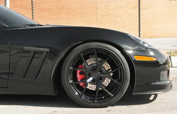 Chevrolet Corvette C6 переименовали в IA Project M47