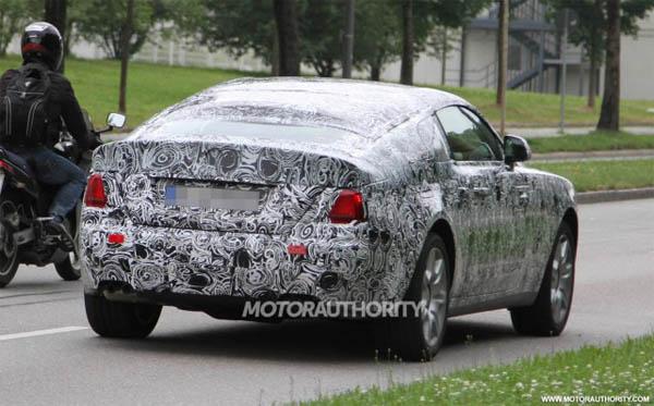 Rolls-Royce Ghost Coupe получит 600-сильный мотор