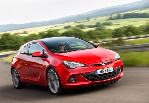 Vauxhall Astra получил новый дизельный двигатель