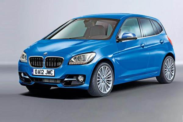 Новые данные о BMW 1-Series GT