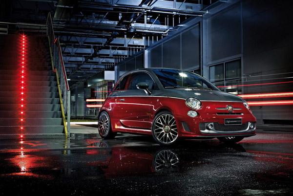 Fiat обновил модели Abarth для Великобритании