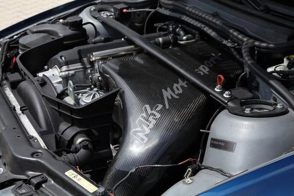 MR Car Design построил гоночный BMW M3 (E46) CSL