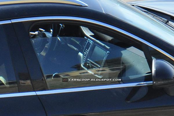 Новые фотографии Porsche Macan