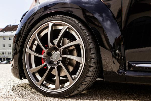 Дизельный Volkswagen Beetle от ABT Sportsline