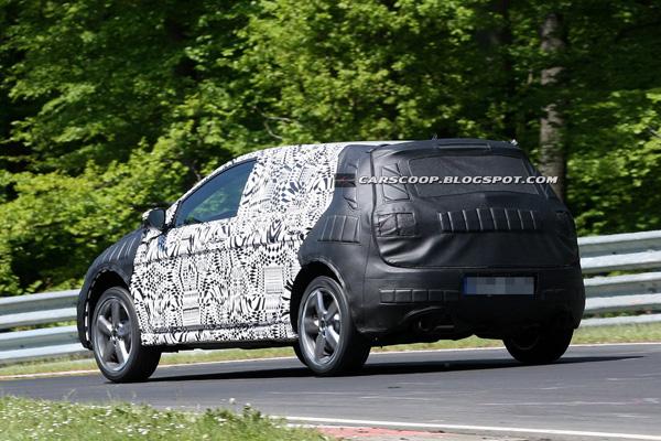 Volkswagen Golf MK7 представят 4-го сентября