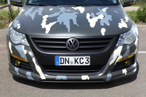 S.W.A.T. Volkswagen Passat CC от KBR Motorsport