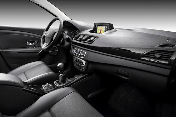 Обновленный Renault Megane прибыл в Россию