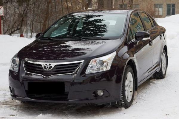 В России отзывают более 89 000 автомобилей Toyota
