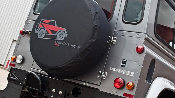 Land Rover Defender XS 90 от A. Kahn Design