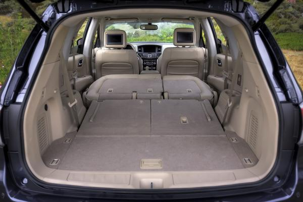 Новая информация о Nissan Pathfinder 2013