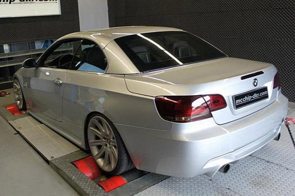 Mcchip-DKR доработал BMW 335i и 1M Coupe