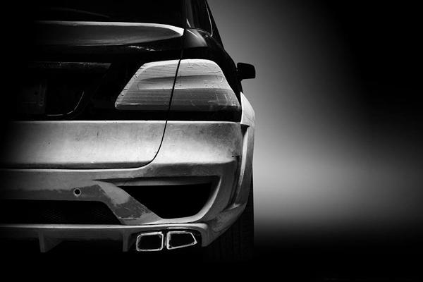 TopCar строит обвес для Mercedes ML 63 AMG 2012