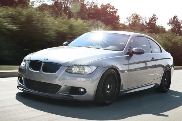 IND представил персонализированный BMW 335i