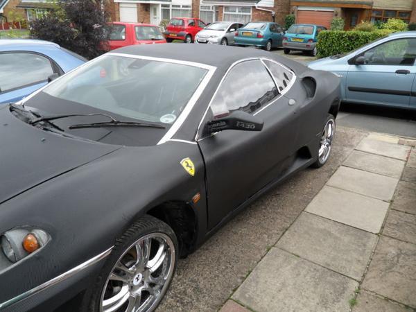«Клон» Ferrari F430 можно получить за 7500 фунтов
