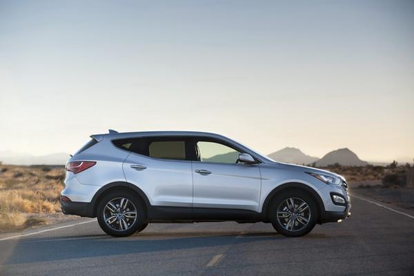Hyundai объявила цены на Santa Fe Sport в США