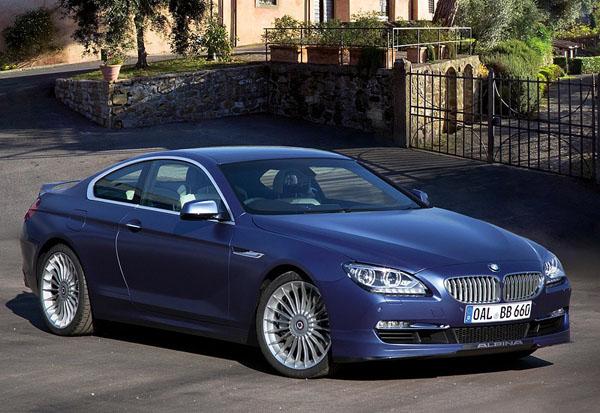 Alpina B6 Biturbo оценена в 6 400 000 рублей