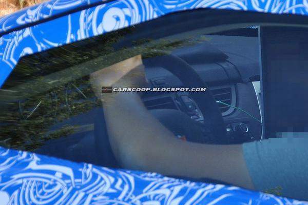 Шпионские фотографии BMW i8 Hybrid Sports Coupe
