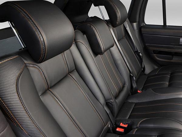 Range Rover Sport GTS-X в тюнинге Overfinch