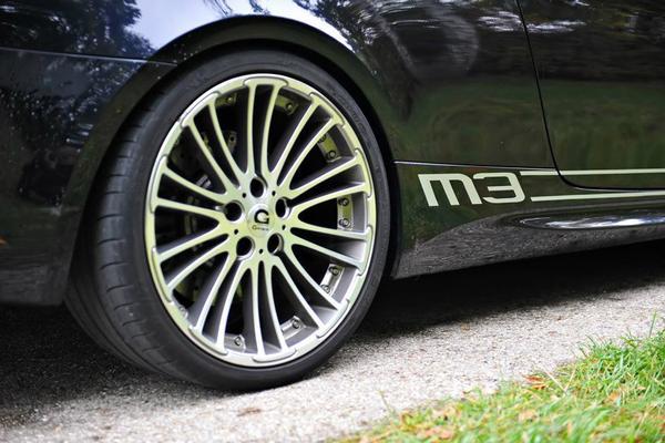 720-сильный BMW M3 Е92 от G-Power