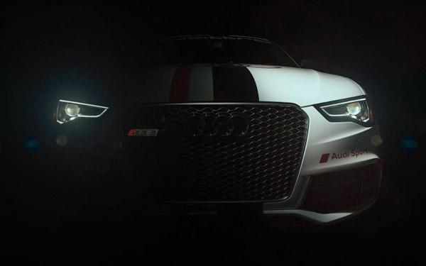 Audi готовит RS5 на гонку Pikes Peak