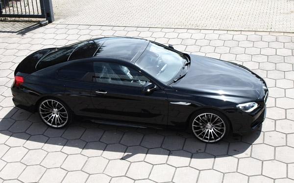 Prior Design подготовил боди-кит для BMW 6-Series
