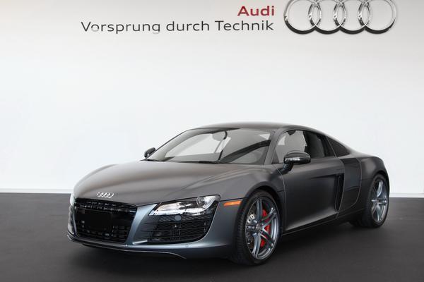 Audi выпустит два специальных издания купе R8