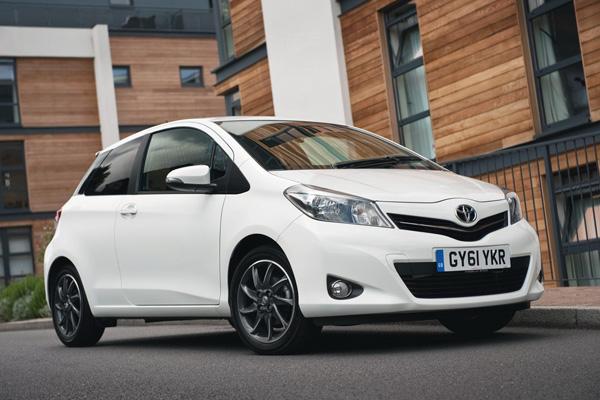 Toyota Yaris Edition и Trend - британские эксклюзивы