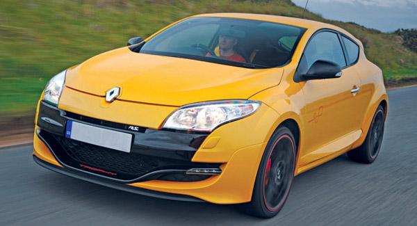 K-Tec увеличил мощность Renault Megane RS