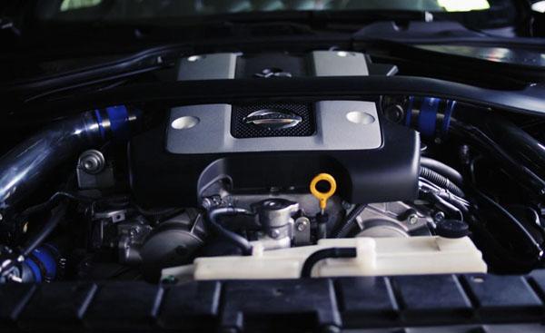 "Работа над Nissan ""Project 370Z"" окончена"