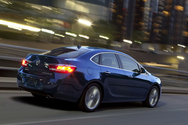 Buick Verano Turbo будет стоить 29 990 $