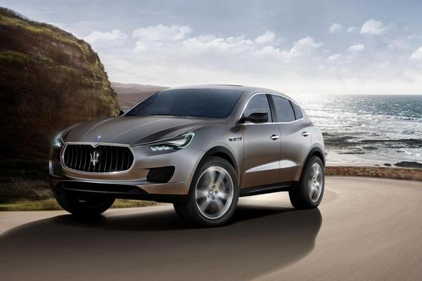 Maserati доведет производство до 50 000 единиц