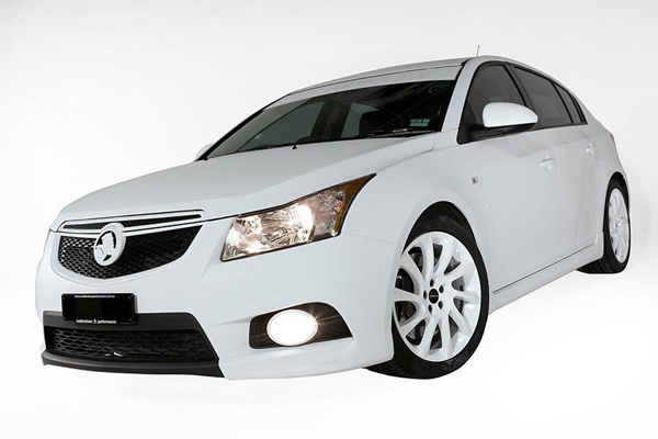 240-сильный Holden Cruze от Walkinshaw Performance